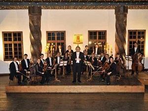Eines der Mozart Ensembles Salzburg