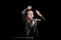 Dirigent Andris Nelsons ® Marco Borggreve