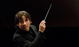 Dirigent Kristjan Järvi