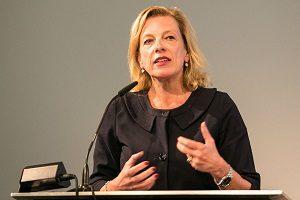 Hedy Graber, Leiterin Direktion Kultur und Soziales, Migros-Genossenschafts-Bund