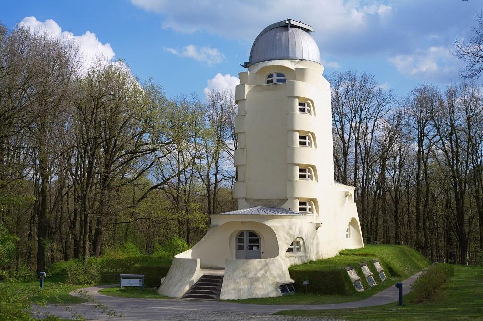 Sonnenobservatorium Einsteinturm
