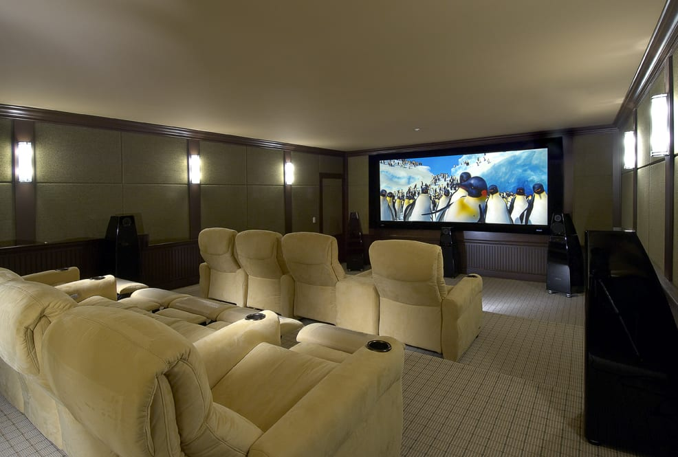 Home Theater  Innerspace Electronics