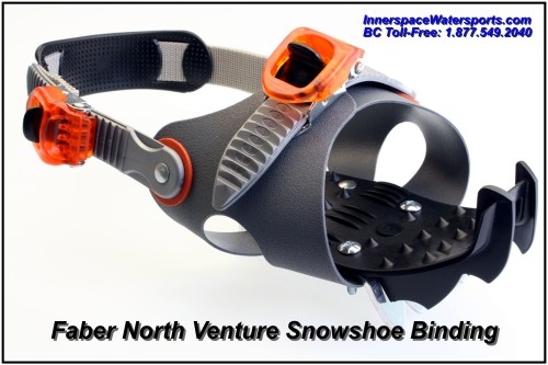 Faber North Venture Snowshoe Bindings