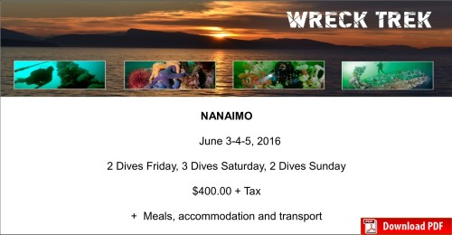 Nanaimo Trek Info Link