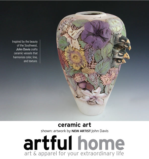 John Davis on ArtfulHome.com