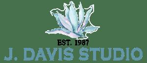 J. Davis Studio - Long Logo V2