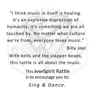 Sing innerSpirit Rattles Storycards