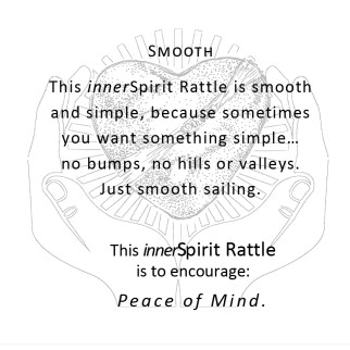 Smooth innerSpirit Rattles Storycards