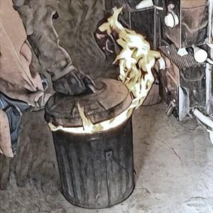 J. Davis Studio Raku Pottery