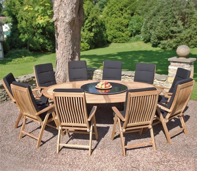 Sealing Outdoor Wood Furniture