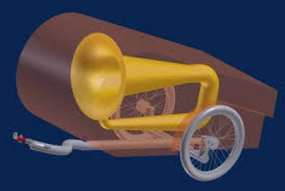 Peter Eland's TubaTrailer CAD design for InnerTuba.