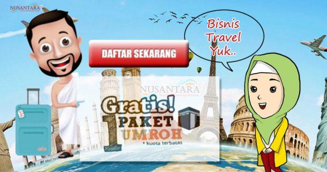 Bisnis Travel Agent Online
