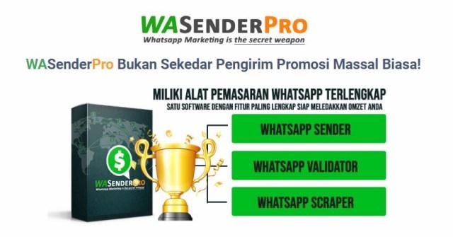 whatsapp marketing sender