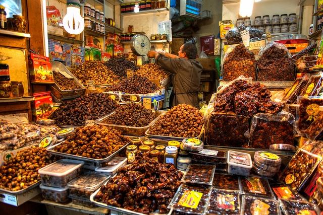 Produk laris di bulan Ramadhan - korma