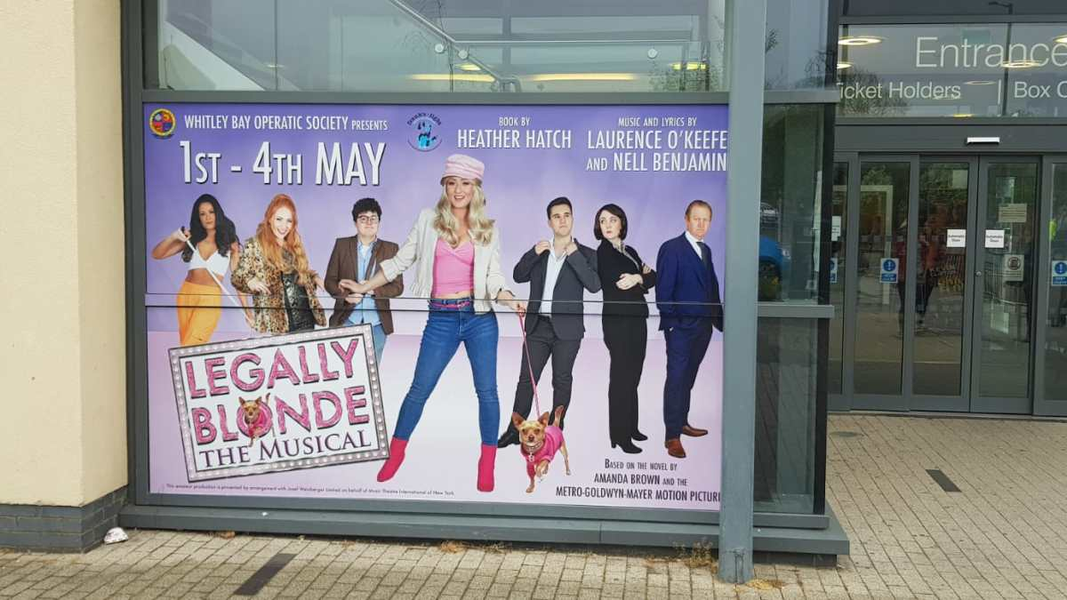 Legally Blonde Review – Playhouse Whitley Bay