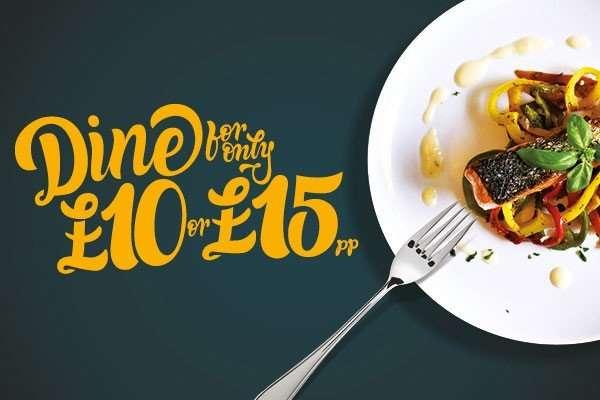 NE1 Newcastle Restaurant Week 2020