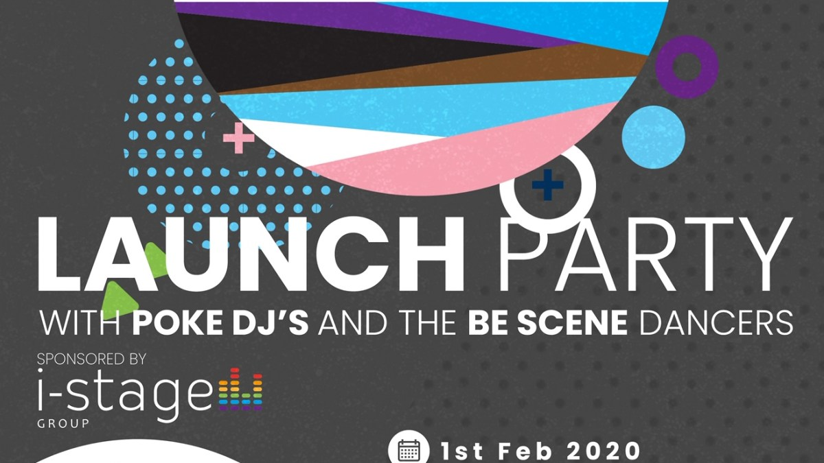 Launch Party to kick off UK Pride 2020 next month