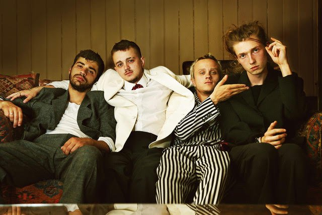 The Jacques – Newcastle stop for rising London four-piece