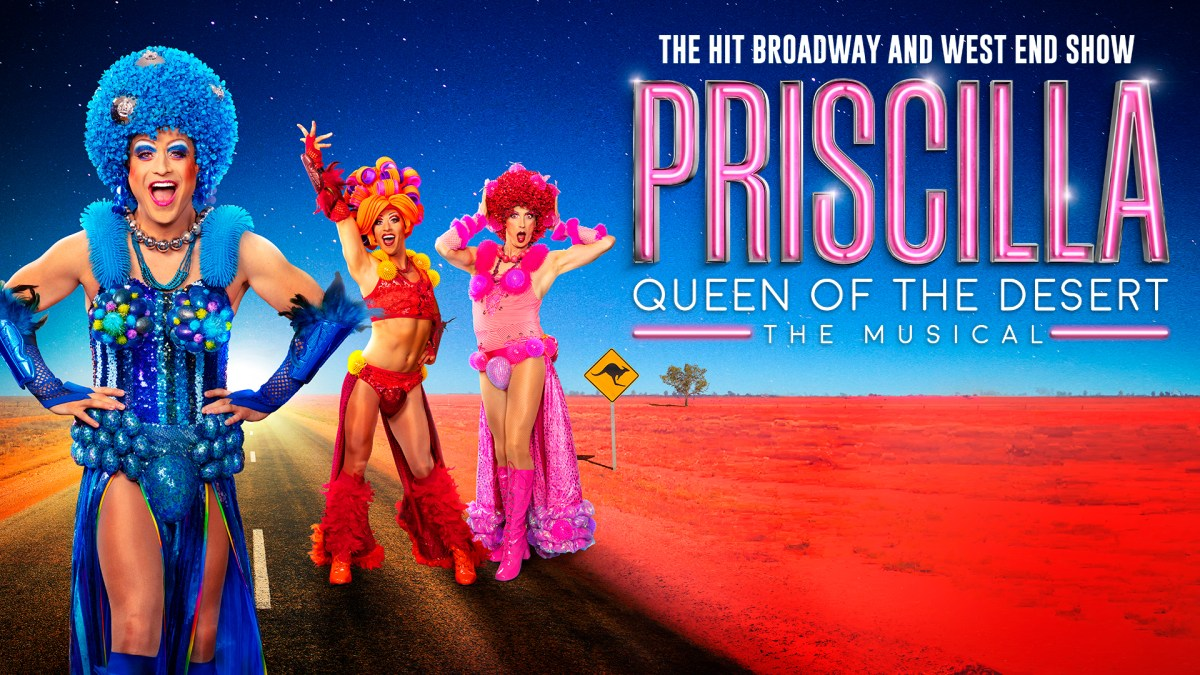 PRISCILLA – Queen of the Desert The Musical – Review
