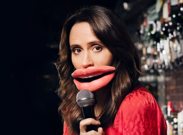 Nina Conti The Dating Show