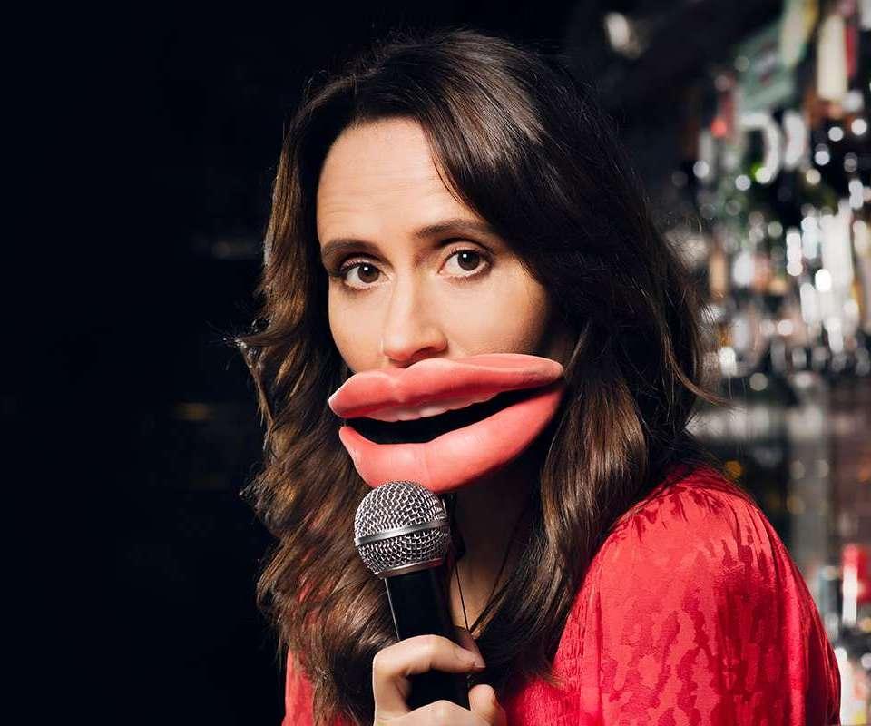 Nina Conti The Dating Show