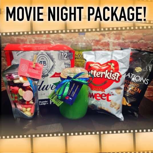 db movie night