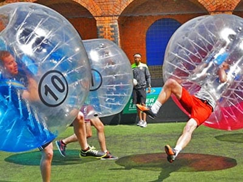 Bubble Football in Newcastle