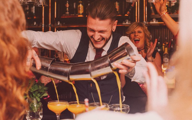 cocktail making classes in Newcastle