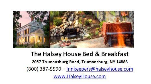 Halsey House Bed & Breakfast