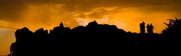 Perfect Poneloya Sunset