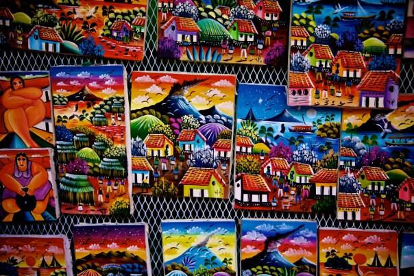 Primitive Art Nicaragua