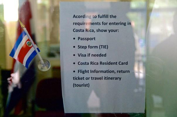 Nicaragua Tourist Visa Renewal