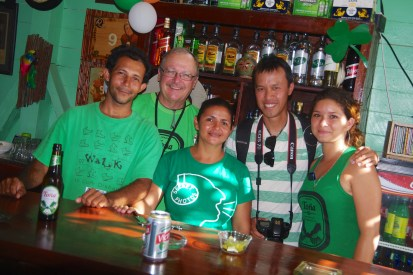 St. Patrick's Day Ox Cart Pub Crawl