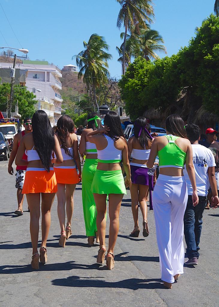 Babes in San Juan de Nicaragua