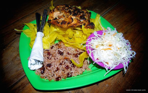 What I Ate Today: Tajada de Pollo
