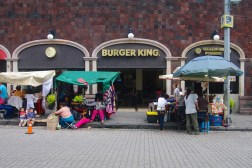 Burger King in Coyoacán