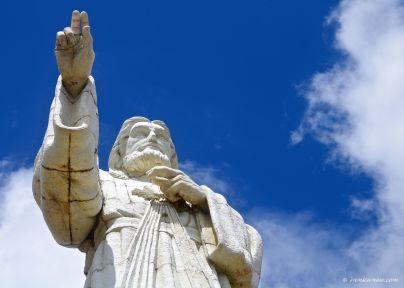 Christ of Mercy Statue