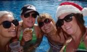 Ladies Christmas Luncheon: Villas del Palermo, San Juan del Sur Nicaragua
