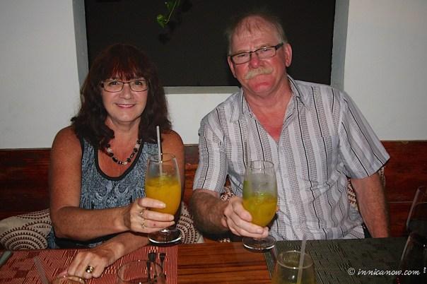 Casual Fine Dining: San Juan del Sur, Nicaragua