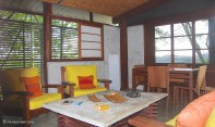 – Comfortable furniture is generally hard to come by in Nicaragua, but not at Casa Culebra.