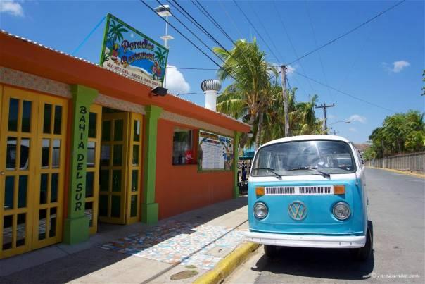 Volkswagen Van: San Juan del Sur, Nicaragua