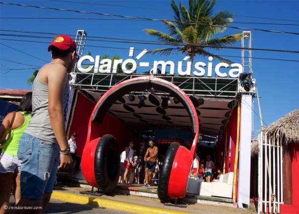 Claro Semana Santa 2016: San Juan del Sur, Nicaragua