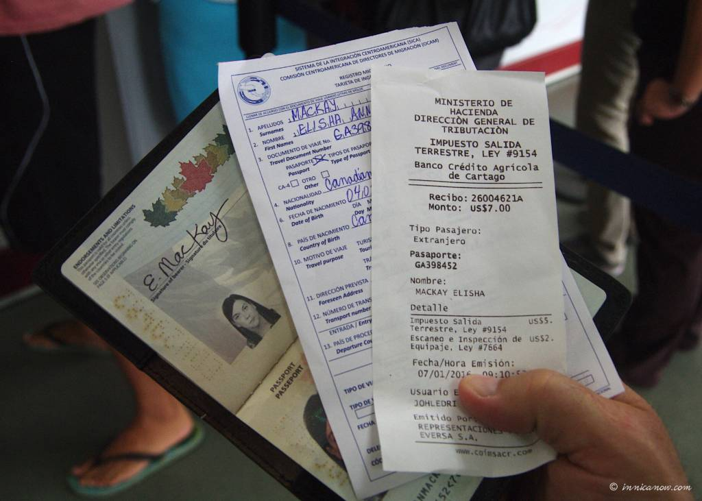 90 Day Nicaraguan Tourist Visa Renewal - In Nica Now