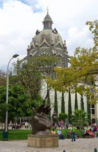 Parque Botero: Medellin, Colombia