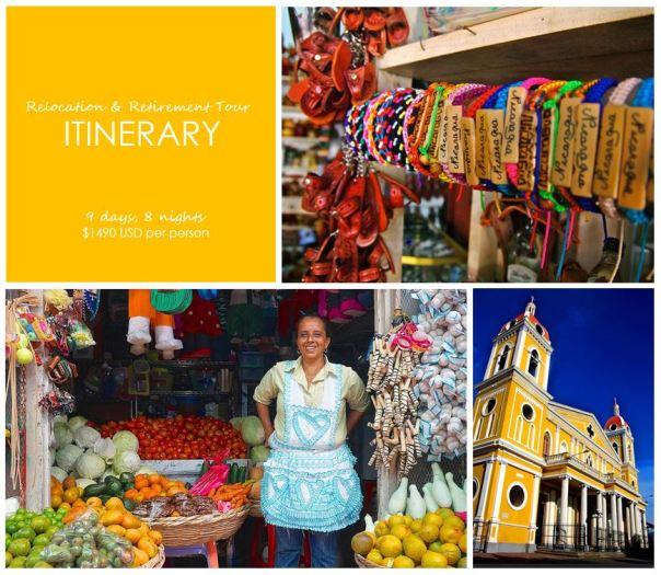 Nicaragua Relocation Retirement Tour