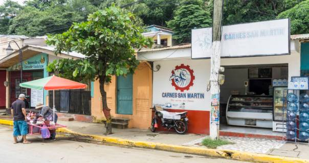 Grocery Shopping in San Juan del Sur