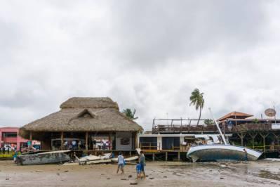 Tropical Storm Nate Aftermath: San Juan del Sur, Nicaragua