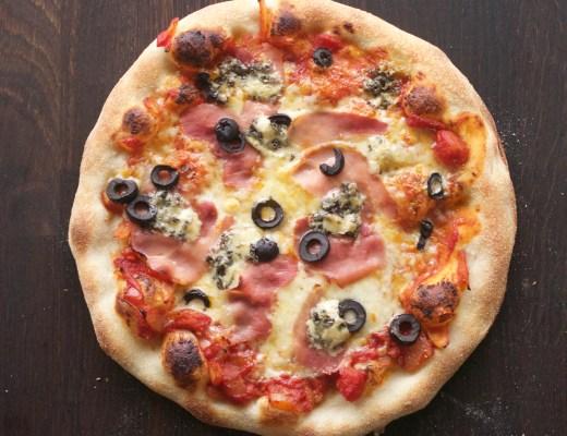 Pizza chunky italy