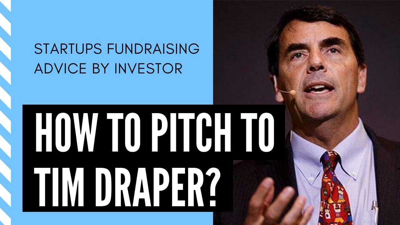 pitch to Tim Draper