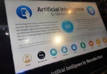 Intelligenza Artificiale di Mercedes-Benz